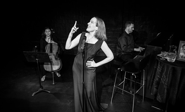 Diana Sheehan Sings the Lyrics of Lorenz Hart