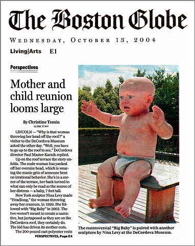 Boston Globe Article, 