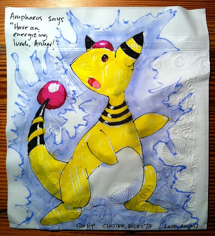 Ampharos (Pokemon)