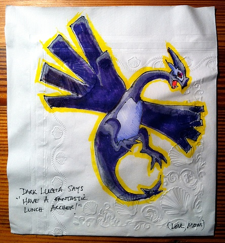 Dark Lugia (Pokemon)