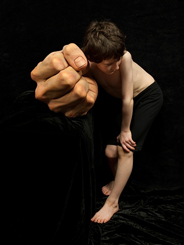 Boy With Fist