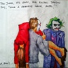 Joker with Goon and Rachel