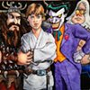 Animated Characters Voiced by Mark Hamill
