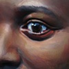 Rico Gatson (detail of face)