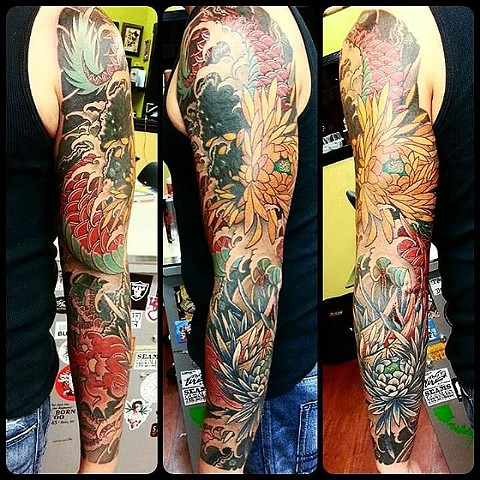 rob junod tattoo sacramento japanese tattoos the american tradition