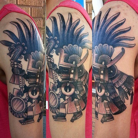 Rob junod springfield missouri tattooer for Japanese war tattoos