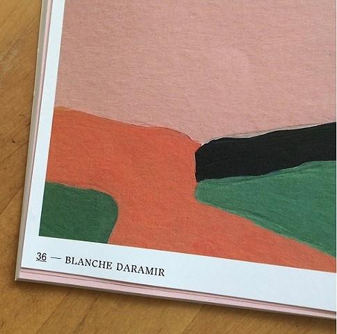 Illustration for Papier magazine n°2