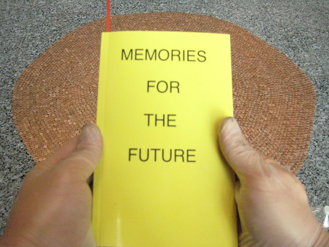 Memories for the Future by Artist Michael Barrett at the Clark County Government Center