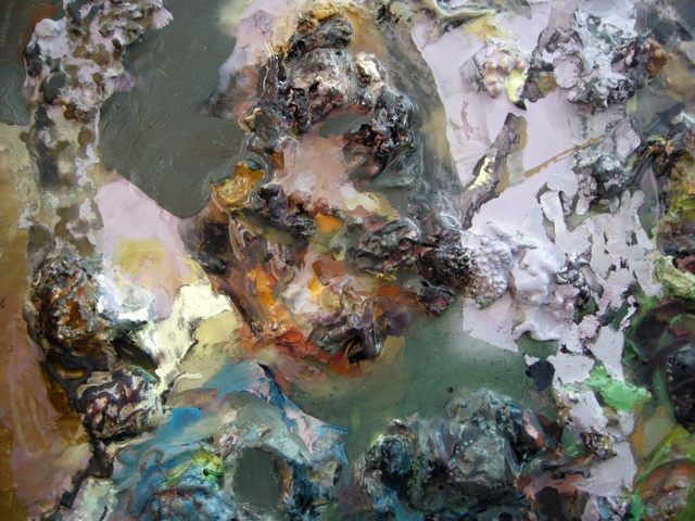 Portrait III (detail)