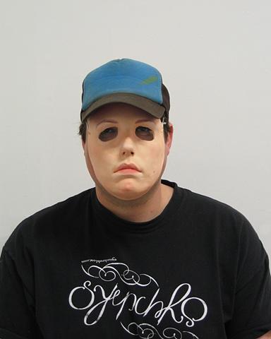 Ben Masking as Nora