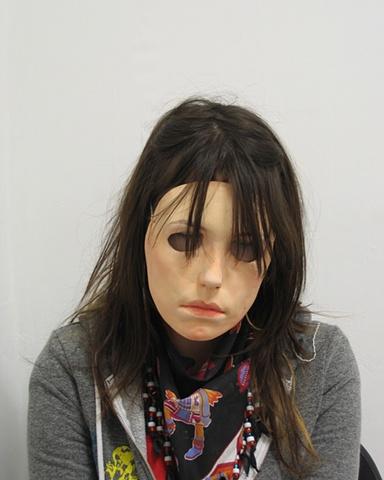 Erin Masking as Nora