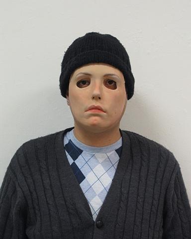Esteban Masking as Nora
