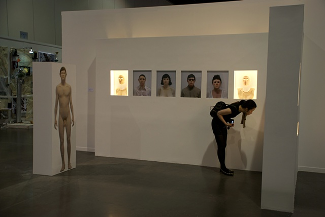 The Absolute Fake (installation view)