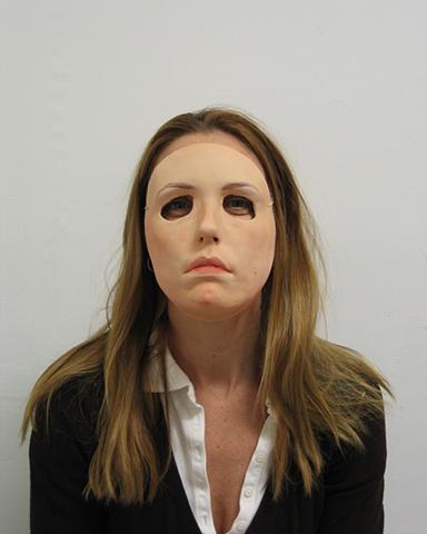 Christina Masking as Nora