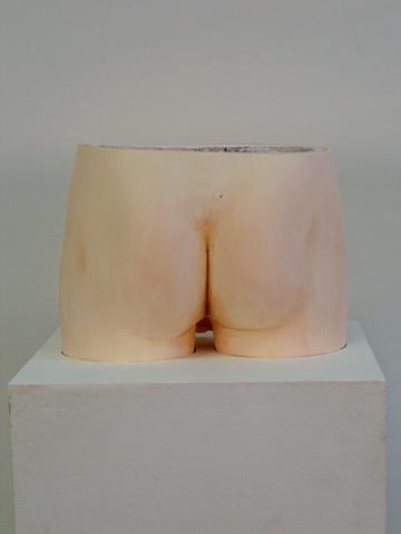 Replica Reuben (crotch section (posterior view))