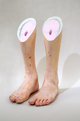 Replica Reuben (legs section)