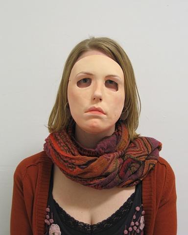 Casey Masking as Nora