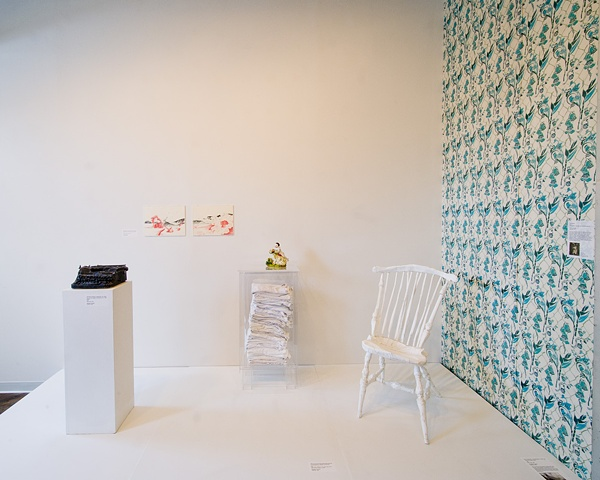 On Loan: Curated by Nora Salzman