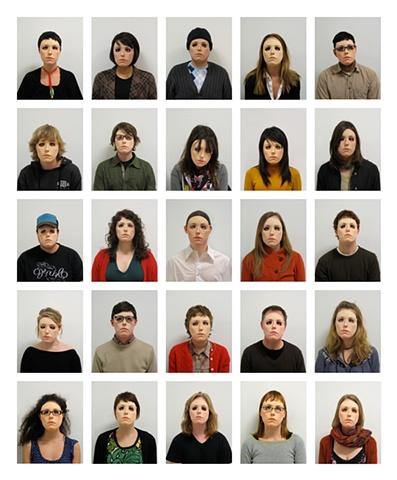 25 Maskings (as Nora)