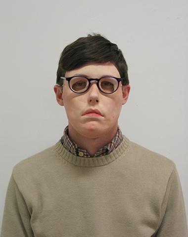 Reuben Masking as Nora
