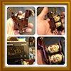 Japanese brown cigar wrap liner (SOLD)