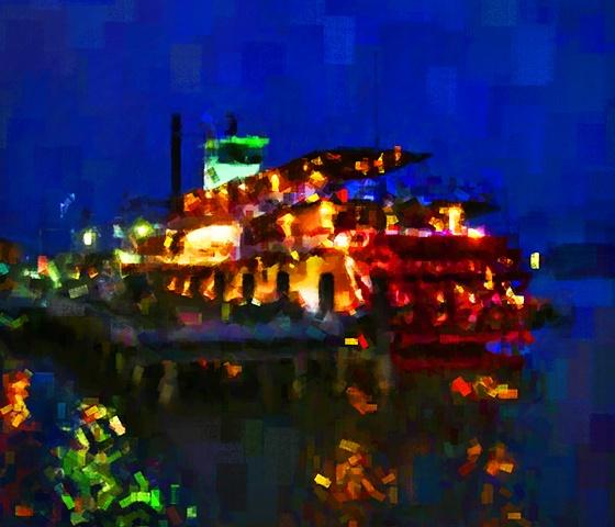 Riverboat Natchez