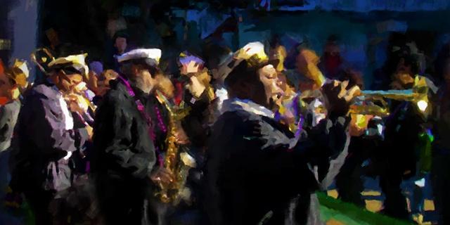 Blue Jazz Parade