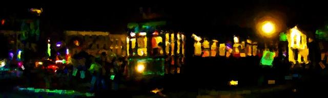 Streetcar Silhouette IV