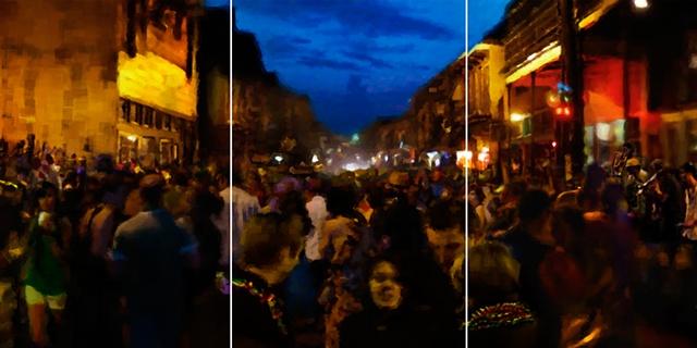 Friday Night on Frenchmen Street