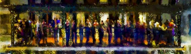 Balcony Party