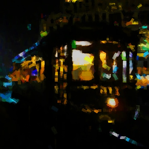 Streetcar Silhouette 3