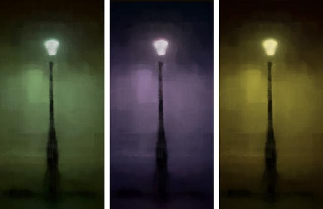 Mardi Gras Lamp Posts