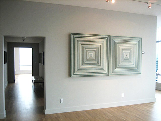 Corporate Art Display, corporate art, ritz carlton, ritz carlton residencies, pyo gallery