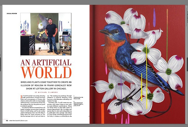 American Art Collector Magazine