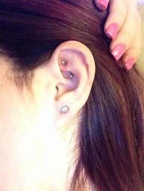 rook piercing, ear piercing, starter jewelry
