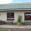 All Aces Tattoo & Body Piercing -store front-
