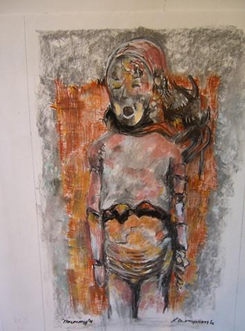 Andean Mummy II