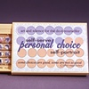 Self-Serve Personal Choice