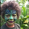 Blue/Green Tiger