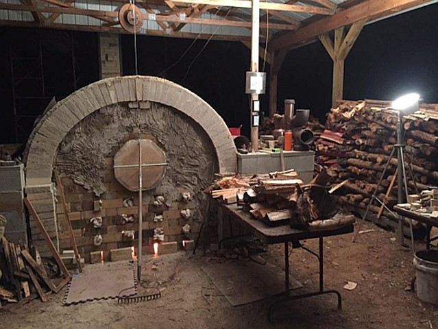 Anagama Wood Kiln