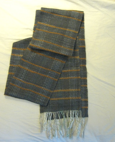 Traditional Scarf with Tassels (Aunt Kate)