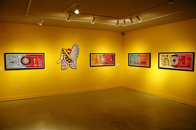 New Works: Installation View