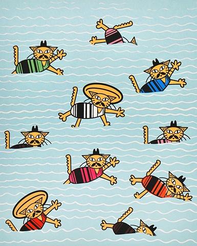 Gatos Lleva