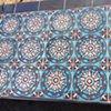 Cement Tile Designs at the San Pedro Creek Culture Park