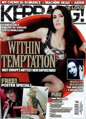 KERRANG! Within Temptation