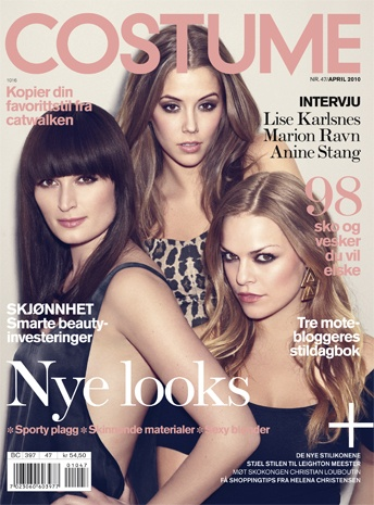 COSTUME Lise Karlsnes, Marion Ravn, Anine Stang - Singers