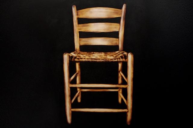 "Detail of ""Little Chair II"""