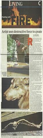 Herald Citizen Article by Karen Short March, 2013