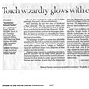 Jerry Cullum Review--Atlanta Journal Constitution--2007