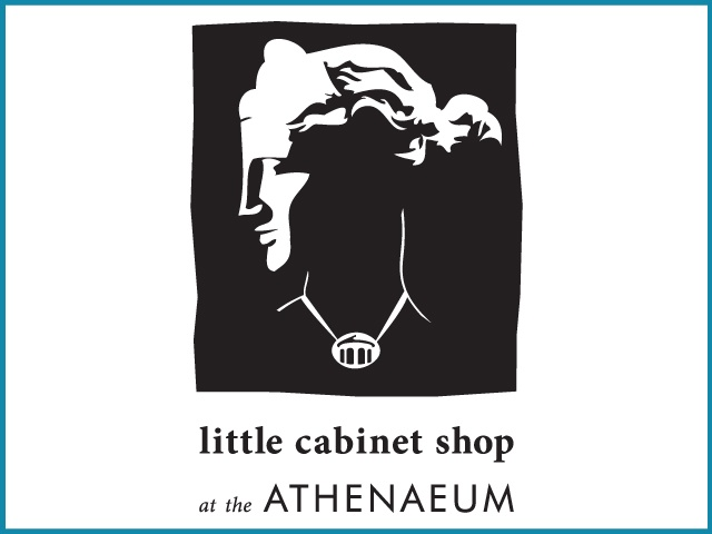 Little Cabinet Shop Client: Athenaeum Art & Music Library, Volunteer work